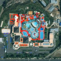 Munsu Water Park Located In Pyongyang North Korea