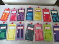 monsters inc door decs!!! ||| These would be fun to make ...