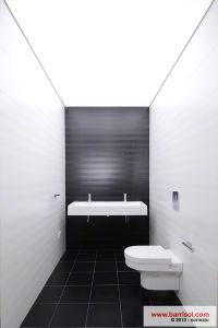 Barrisol Lumiere Ceiling Membranes used in bathroom ...