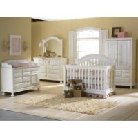 Creations Baby Summers Evening 4 in 1 Convertible Crib ...