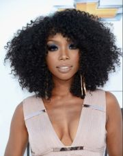 celebrity glueless lace front wigs