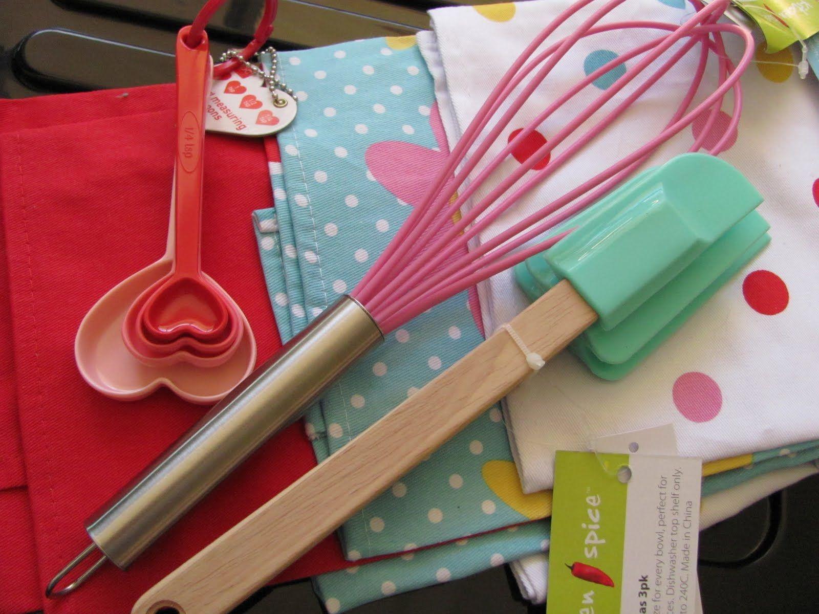 cute kitchen gadgets aid mixer cream accessories made by dustland fairytale