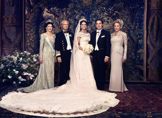 Prinzessin Madeleine Hochzeitskleid Google Suche Brautkleider