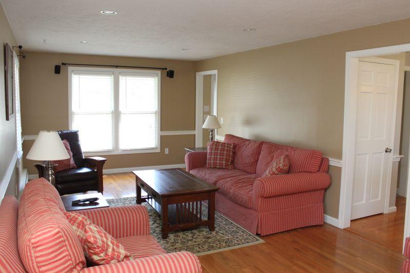 Living Room Benjamin Moore Sherwood Tan 1054 Home