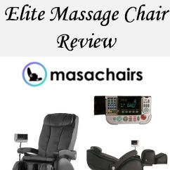 Elite Massage Chair Best Affordable Office Chairs Omega Montage Review Masachairs