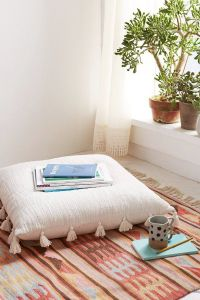 Best 25+ Large floor cushions ideas on Pinterest | Floor ...