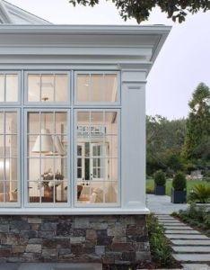Georgian style windows sunroom  laundry pinterest window and house also rh