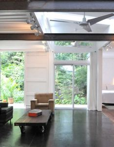 Artist julio garcia builds  light filled shipping container home in savannah project price street projects  inhabitat green design innovation also inspiration shippingcontainers pinterest chats tiny rh