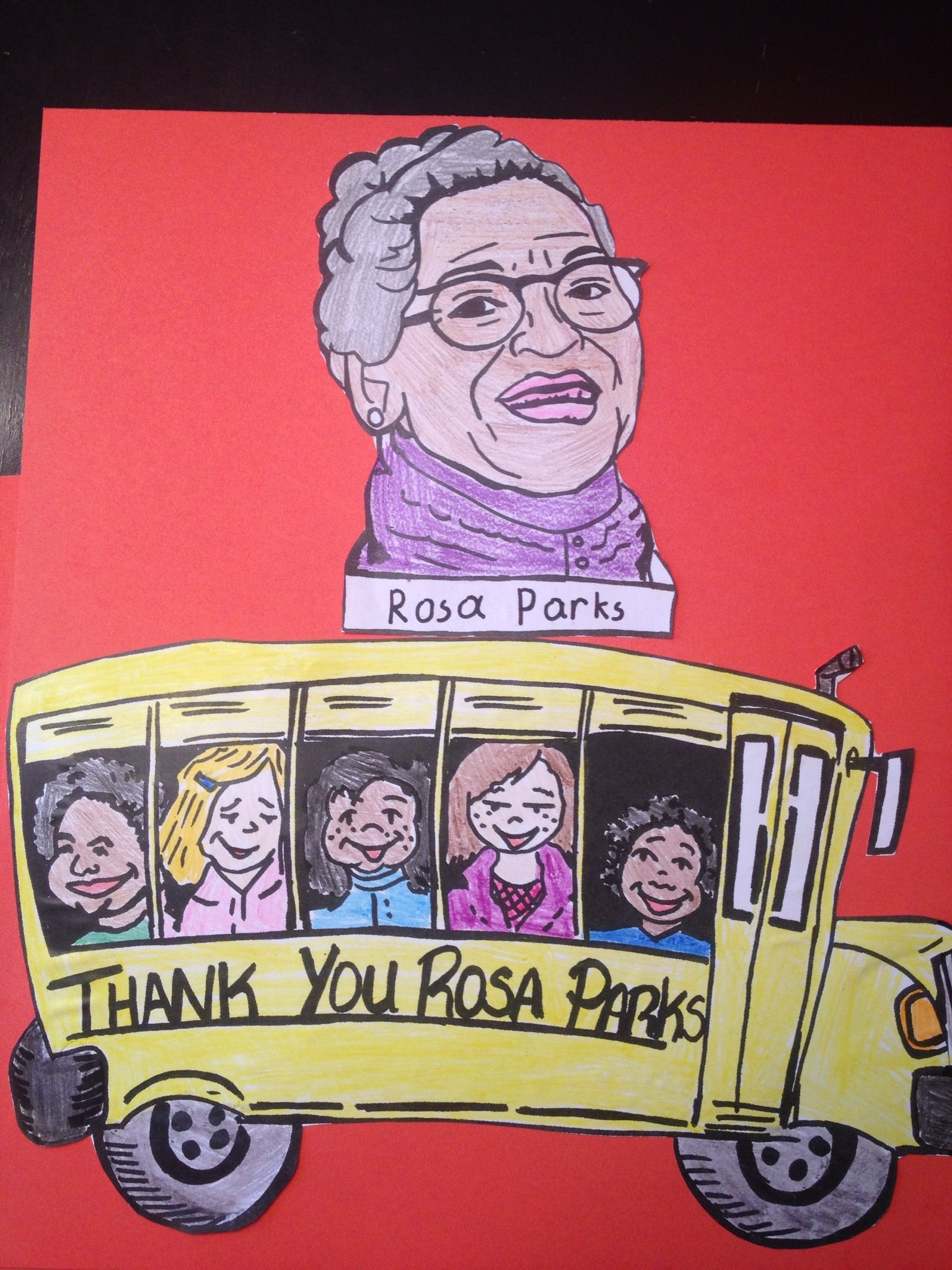 Thank You Rosa Parks Project