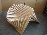 Furniture: Woody Chair Design, Unique Wood Chair Designs ...