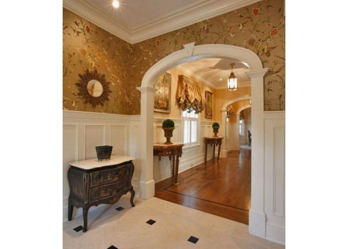 Stunning interior from country club homes inc also house ideas