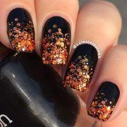 31 days of halloween nail