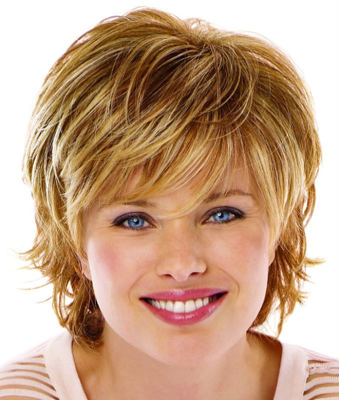 Best Short Hairstyles For Round Faces Round Face Hairstyles