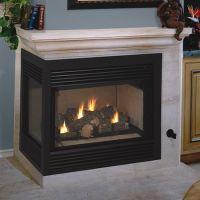 Vantage Hearth Direct Vent Left-Sided Corner Fireplace ...