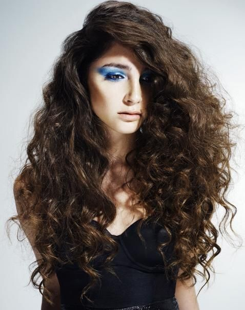 Hairstyles For Long Curly Thick Hair Hairstyles I Love