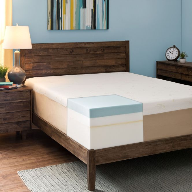Comfort Dreams Select A Firmness 14 Inch California King Size Memory Foam Mattress By