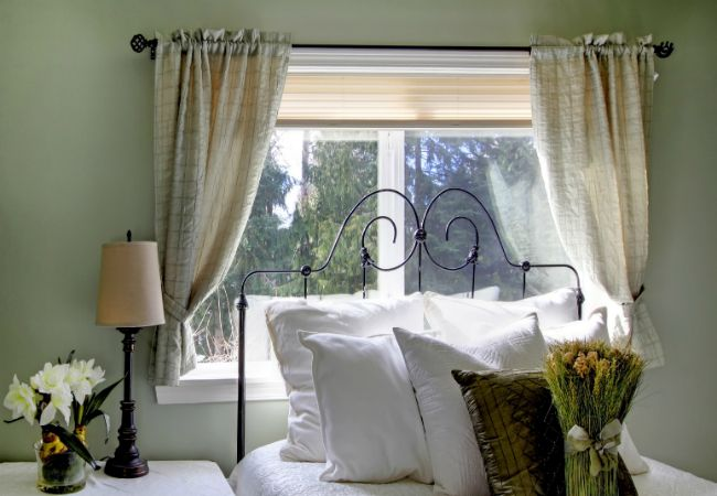 Mounting Curtain Rods On Window Trim Glif Org