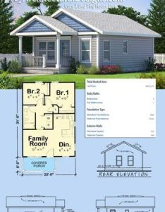 Architectural designs cozy bed tiny house plan db gives you square feet of heated also plans rocking rh pinterest