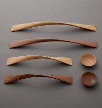 Image result for handmade wooden cabinet pulls   Kitchen ...
