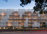3XN completes Copenhagen hospital building with slanted ...