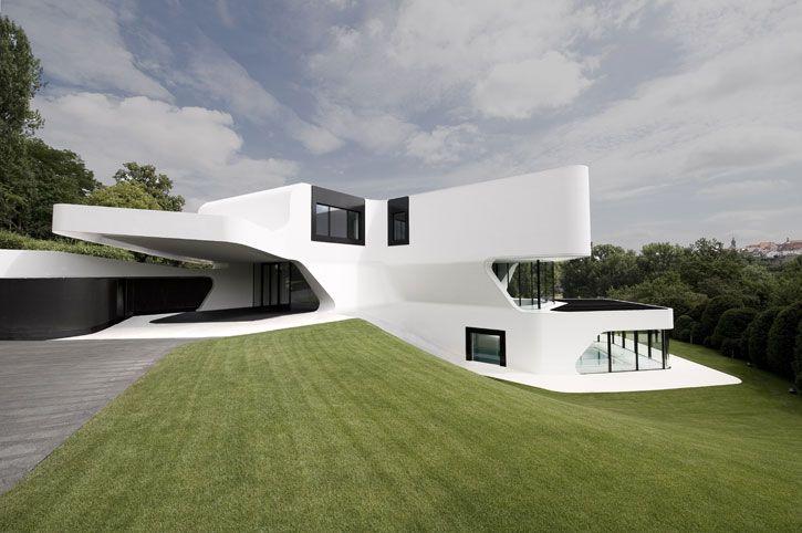 Futuristic Design The Most Futuristic House Design In The World