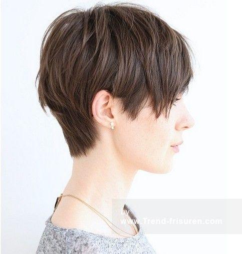 Kurze Frisuren Braun – Trendige Frisuren 2017 Foto Blog