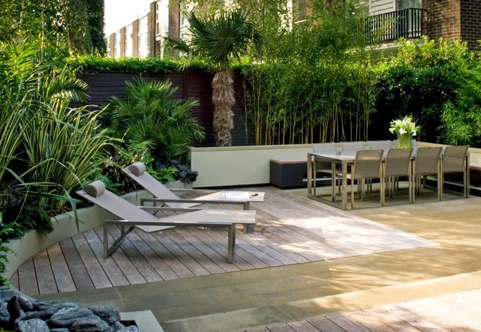 Easy Low Maintenance Modern Backyard Ideas For Creating