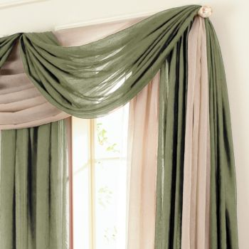 Ways To Hang Sheer Curtains Reviews For Jcp Home™ Sensations