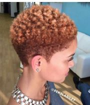 hairstyles short natural hair