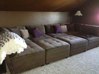 Our new awesome home theater sofa! | Things I Love ...