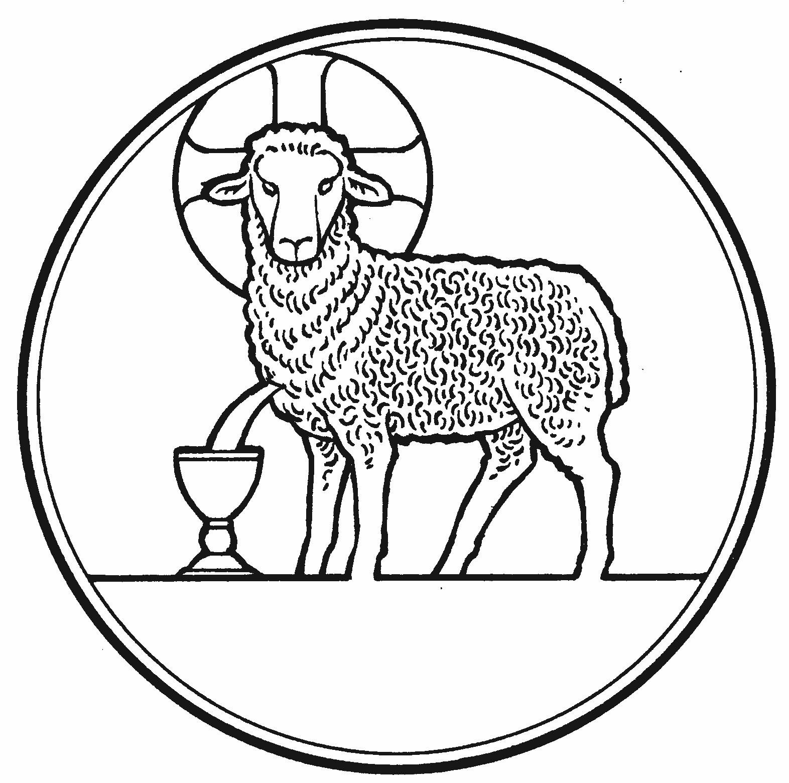 Lamb Of God Clip Art Black And White Take A Look At The