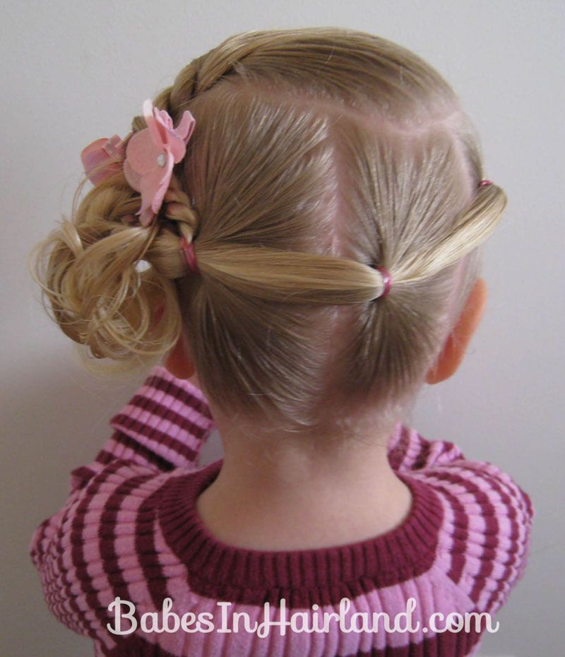 5 Pretty Easter Hairstyles From BabesInHairland Com 7 Hair