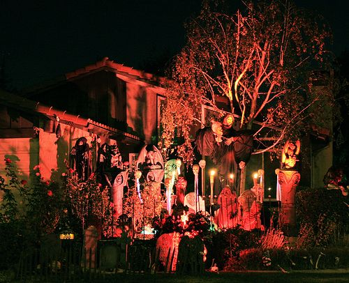 christmas house decoration ideas outdoor