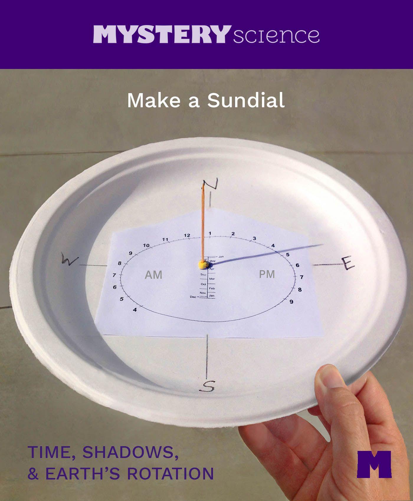 Sundial Activity