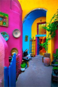 Mexican Home Decor on Pinterest | Mexican Style Homes ...