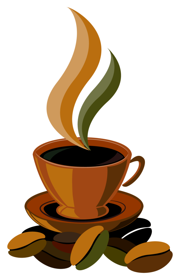 coffee cup clip art cartoons