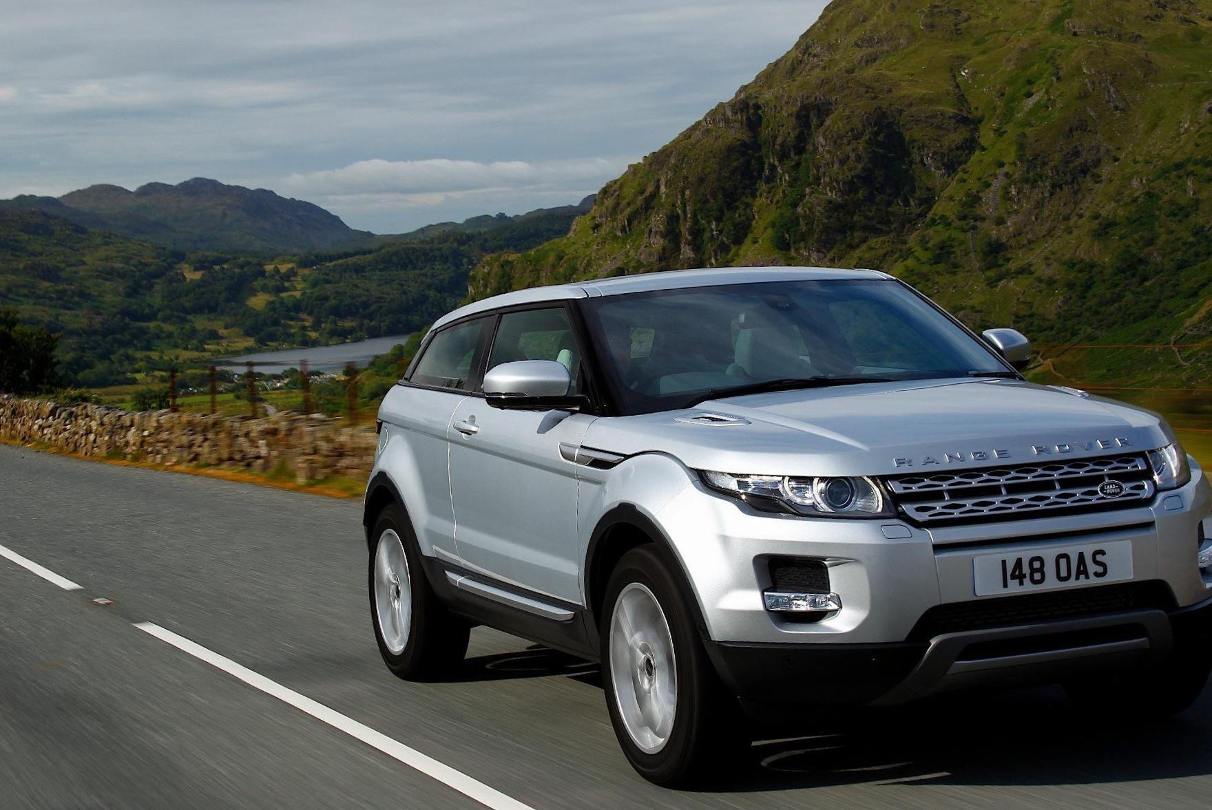 Land Rover Range Rover Evoque Coupe specs