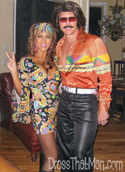 1970 Theme Party Costumes