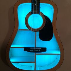 Classical Guitar Chair Rental Of Covers And Sashes Shelf 50 Recycled Acoustic With Color