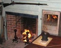 Open Hearth Cooking Fireplace & Beehive Oven | Open Hearth ...