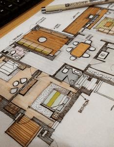 Architecture sketches planarchitecture sketcheshouse also furniture design pinterest rh