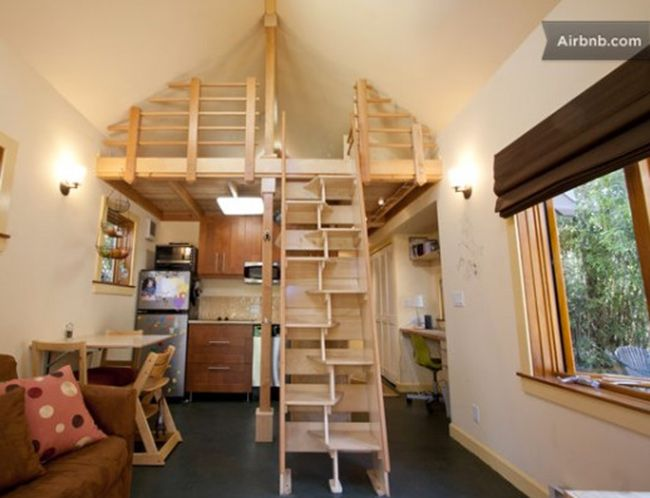 Steps And Ladder Ideas For Your Tiny House Sacred Habitats