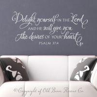 bible verse wall decals | Roselawnlutheran