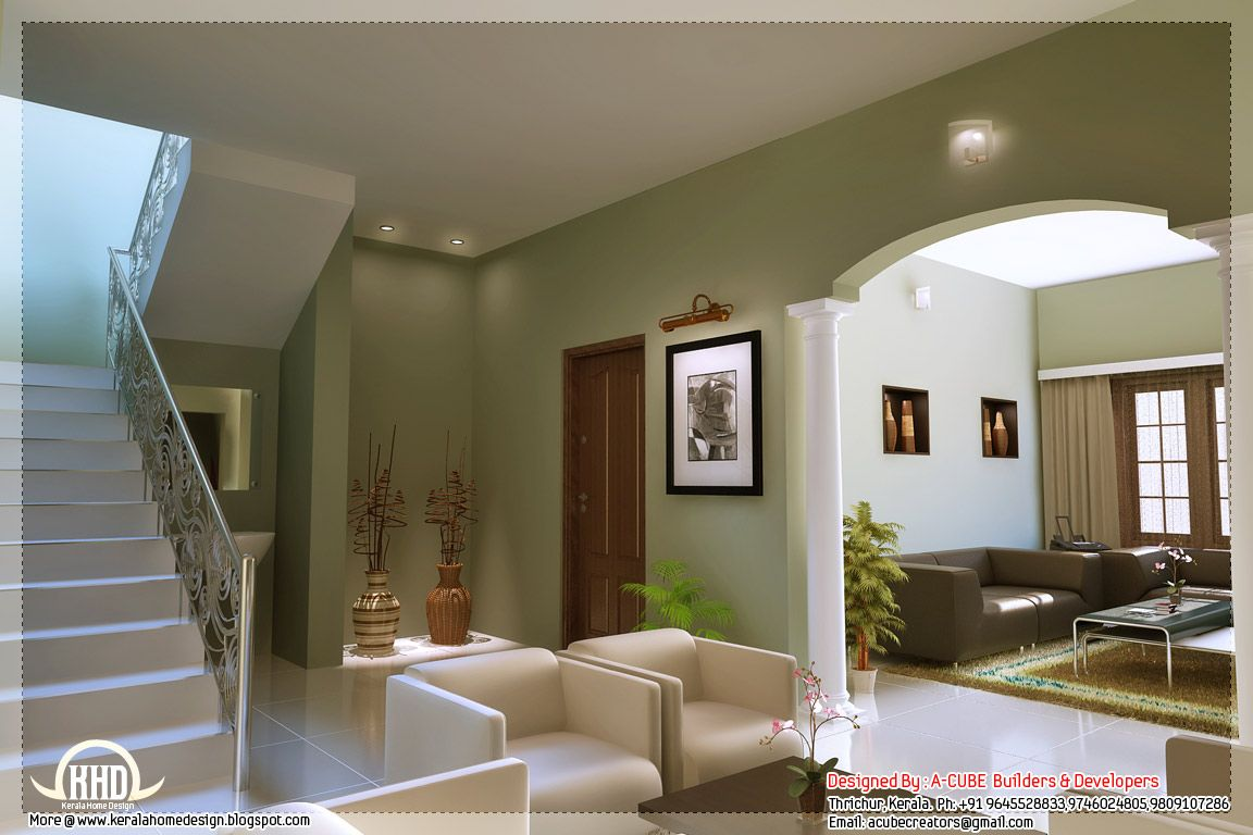 kerala home interior design gallery - Home Design Gallery