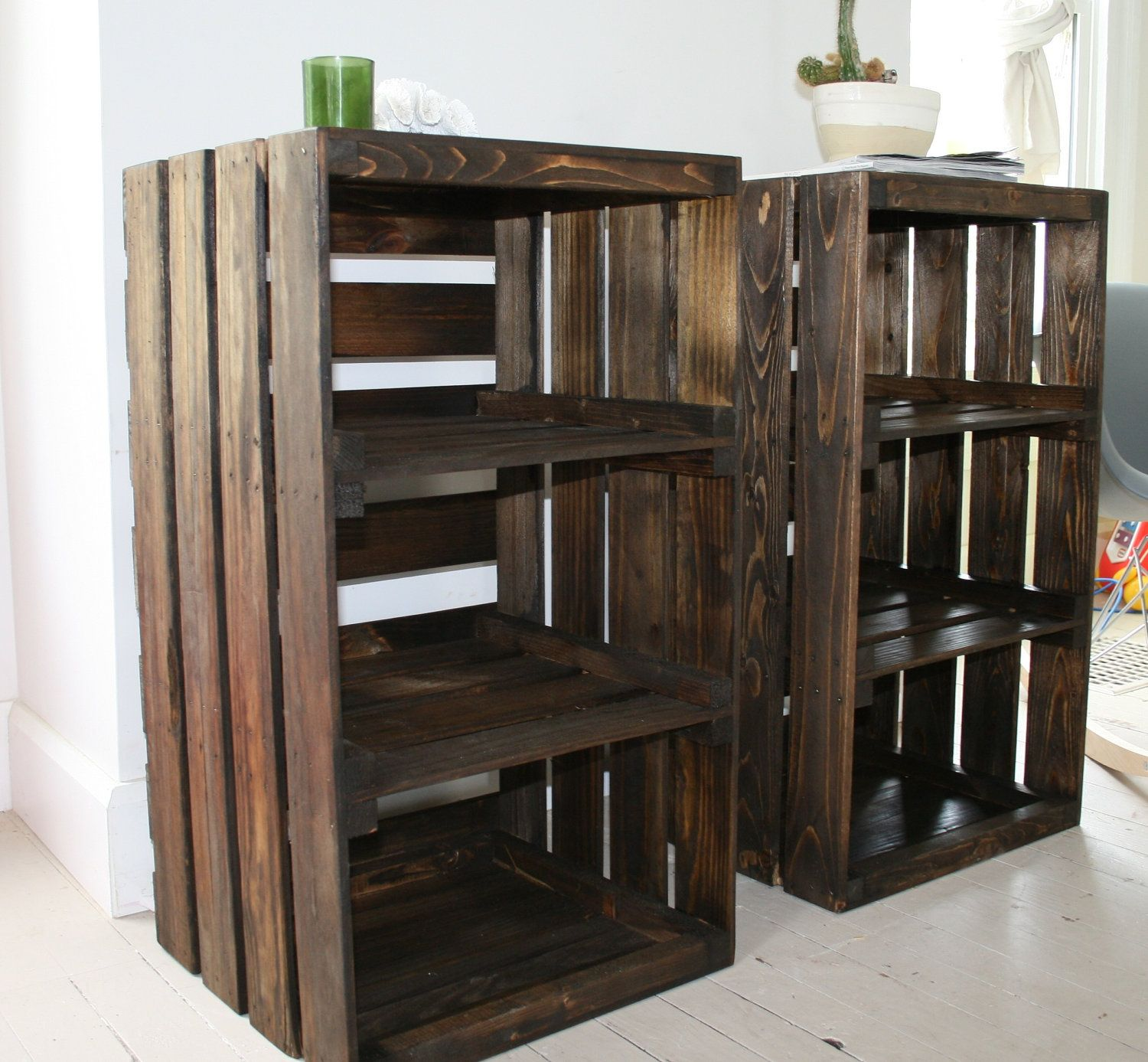 Best 25 Crate side table ideas on Pinterest  Crates