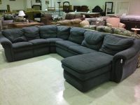 Beautiful Sectional Sleeper Sofa With Recliners Br ...