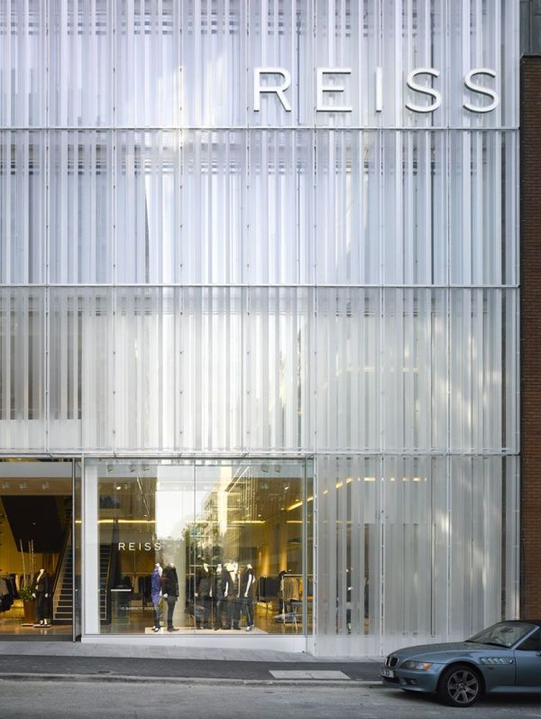 Reiss Hq Squire And Partners Ahujasons