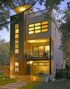 Modern home small house architecture design ideas pictures remodel and decor also industrial chic pinterest rh