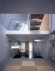 Tokyo steel house by mds also concrete garages and rh pinterest