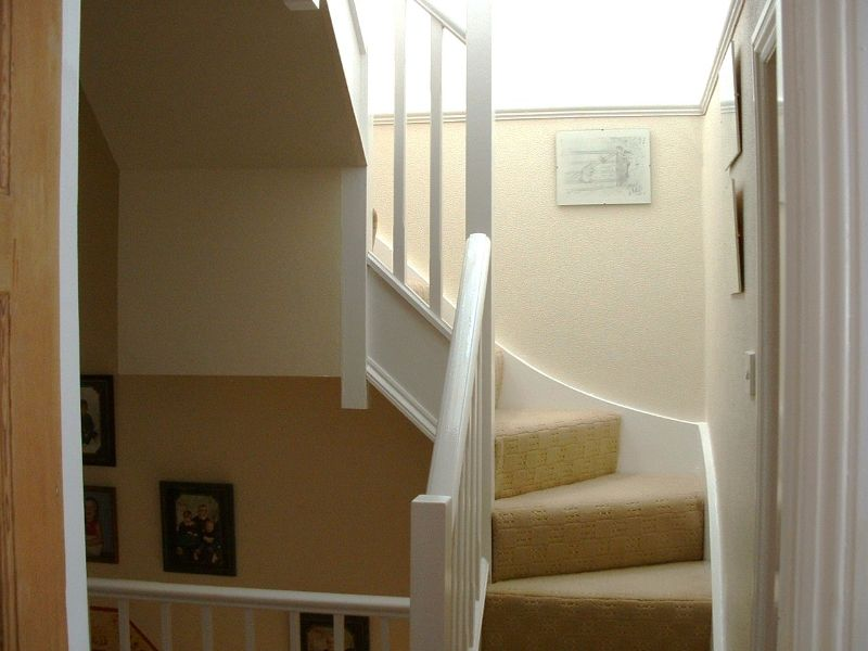 Two Bed Victorian Terrace House Loft Conversion Google Search